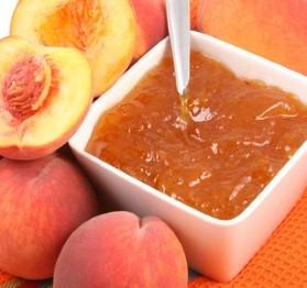 Orange and Peach Marmalade