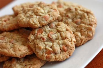 Peanut cookies - easy cookie recipes