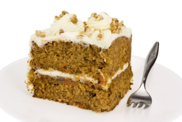 Healthy Pineapple Carrot Cake