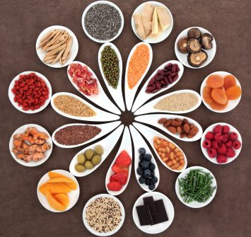 Power foods are healing foods