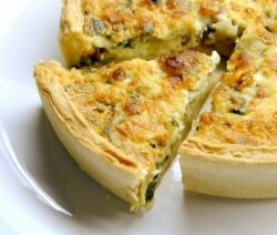 vegetable quiche recipes