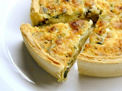 Quiche Vegetables