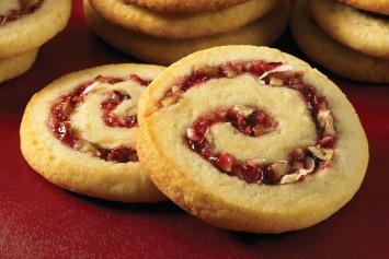 Pinwheel cookie recipe jam