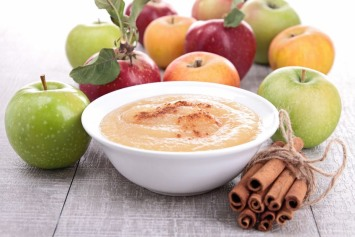 Recipe for Homemade Applesauce