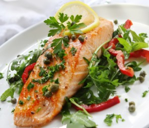 Roasted Salmon Recipe