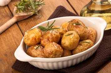 Savory Rosemary Potatoes