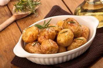 Savory Rosemary Potatoes