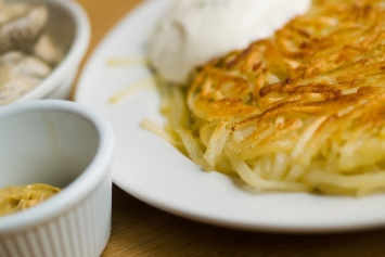 Rosti Potatoes