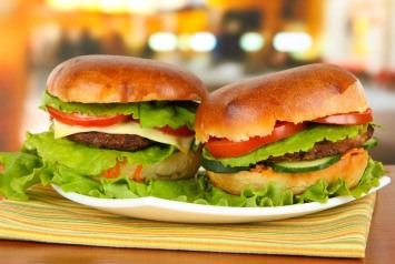 A Salsa Burger Recipe You Will Love From Cookingnook Com Cookingnook Com