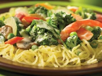 Spaghetti Squash Recipe Primavera