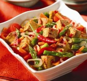 Spicy Tofu Recipe