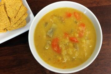 Crockpot Split Pea Soup