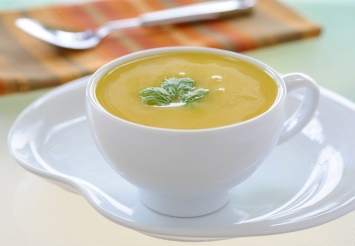 Creamy Ginger Squash Soup Recipe