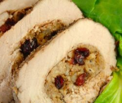 Apple Cranberry Stuffing Recipe