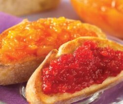 Peach Papaya Sugar Free Jam Recipe