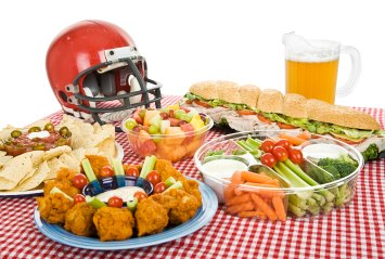 super bowl recipes and easy menus