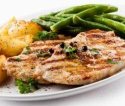 Turkey Cutlet Recipe