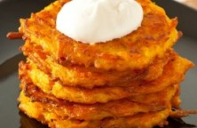 two potato rosti