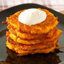 two potato rosti