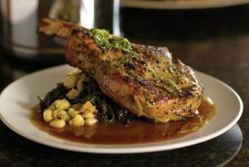 gourmet veal chops