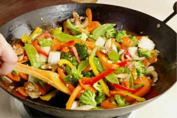vegetable stir fry recipe