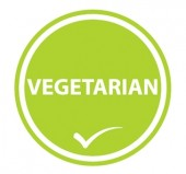 vegetarian recipes label