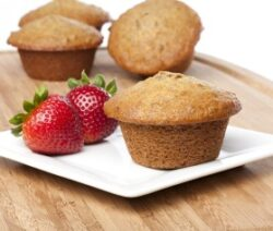 Healthy Wheat Germ Muffin Recipe
