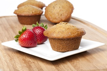 Healthy Muffin Recipes: Wheat Germ Muffins