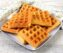 whole grain healthy waffle recipe